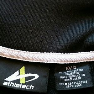 Athletech Jackets & Coats - Athletech Yellow Black Grey Zip up Jacket